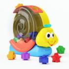 Plastic Snail Toy