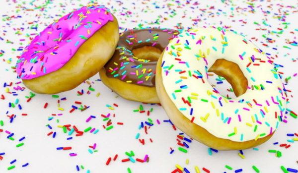 Pretty Donuts