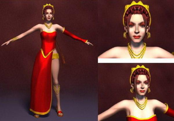 Princesa De Persia Carácter