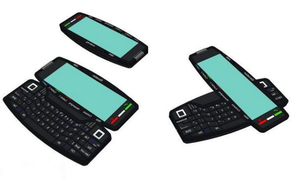 Qwerty Keyboard Smartphone