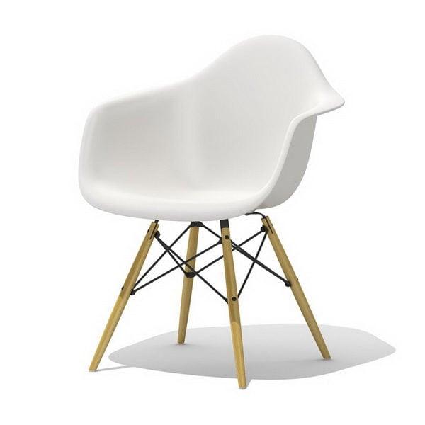 Furniture Eames Daw Armchair