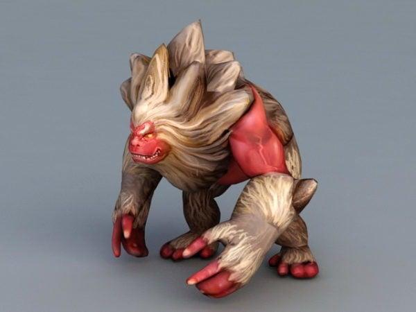 Red Ape Beast