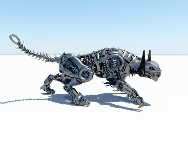Robot Tiger