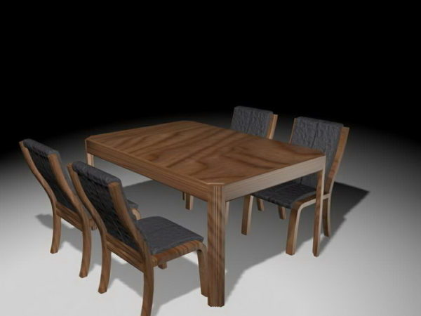 Rustic Dining Table Sets
