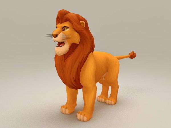سيمبا - الأسد الملك