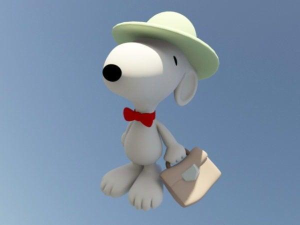 Snoopy-koira
