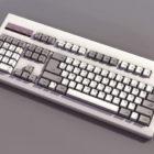 Standard Alphanumeric Keyboard
