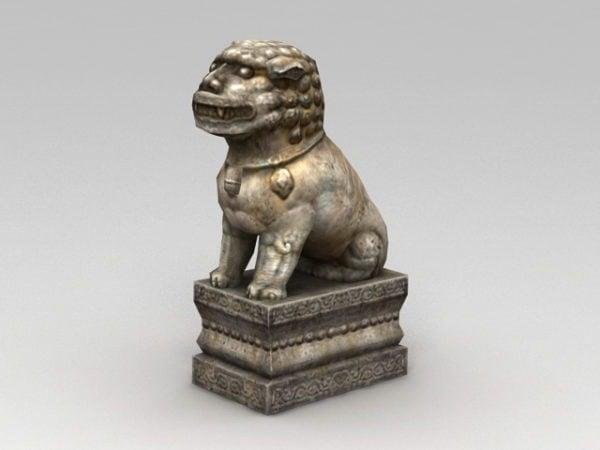 Templo de piedra del león