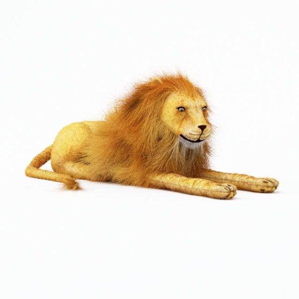 Täytetty Pehmo leijona