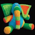 Stuffed Plush Toy Elephant