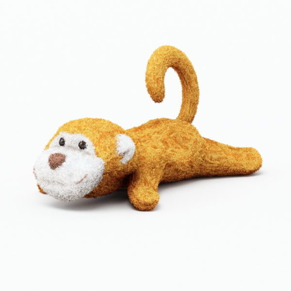 Stuffed Toy Monkey