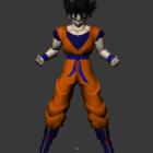 Super Vegeta Dragon Ball Goku Split Animated