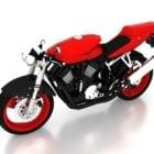 Suzuki Bandit Motorcycle