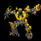 The Transformers Bumblebee Character