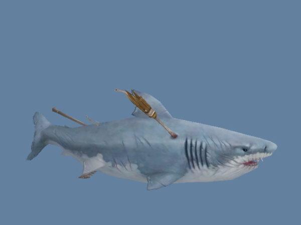 القرش بلا أسنان