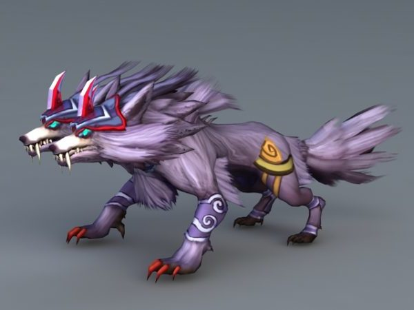 Two Headed Wolf