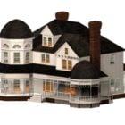 Residenza in stile vittoriano
