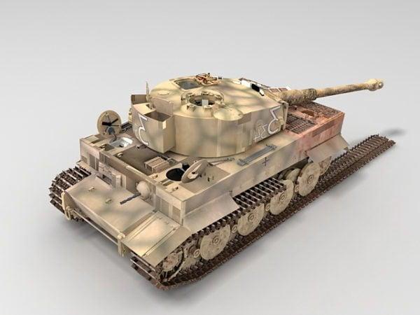 Ww2 Alman Kaplan Tankı Yıkıldı
