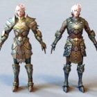 Warrior Armor Sets