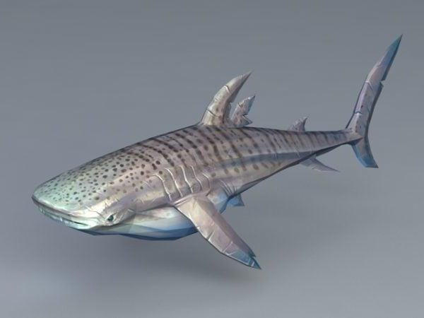 حوت القرش الحيوان
