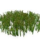 Viltet græs