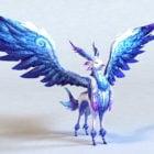 Winged Antelope
