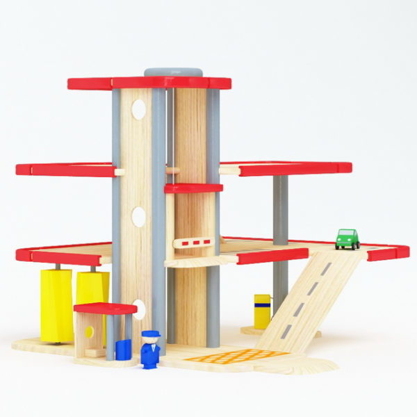 Wood Toy Play Sets