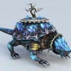 Xuanwu-skildpadde