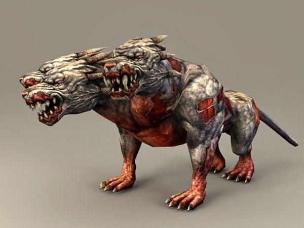 Zombie Hellhound