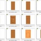 Home 12 Kitchen Cabinet Doors