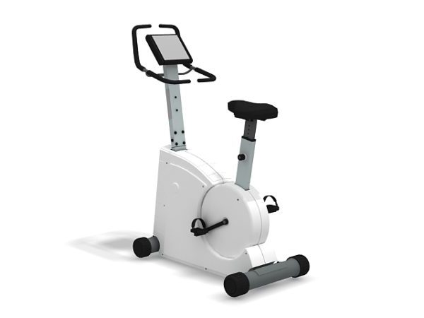 Bicicleta estacionaria para hacer ejercicio