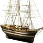 Amerigo Vespucci Tall Ship Watercraft