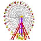 Forlystelsespark pariserhjul