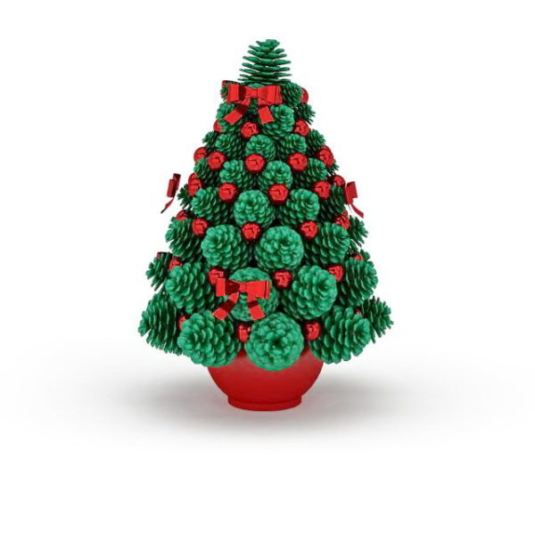 Artificial Christmas Tree Decoration