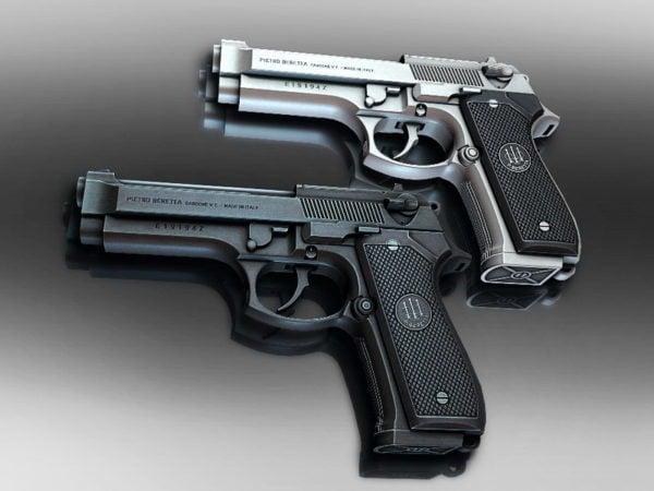 Beretta Pistol-ase