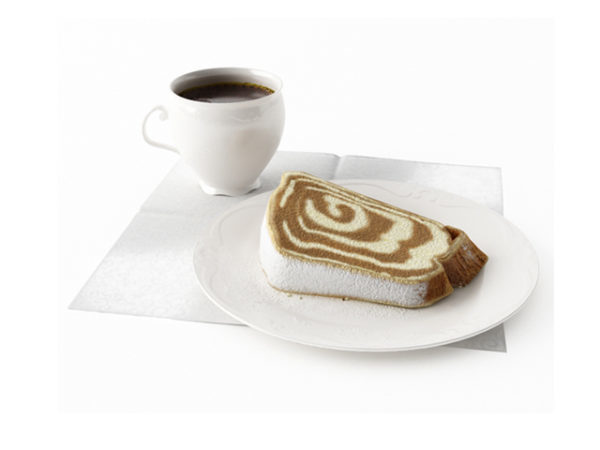 Coffee And Breakfast Toast Food Set