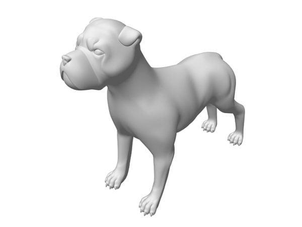 Dog Sculpture Statue