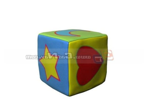 Muebles para niños Taburete de almacenaje