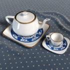 Kinesisk te-uppsättning