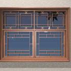 خمر الصينية العتيقة شعرية النافذة
