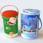 Food Christmas Gift Cookie Jar