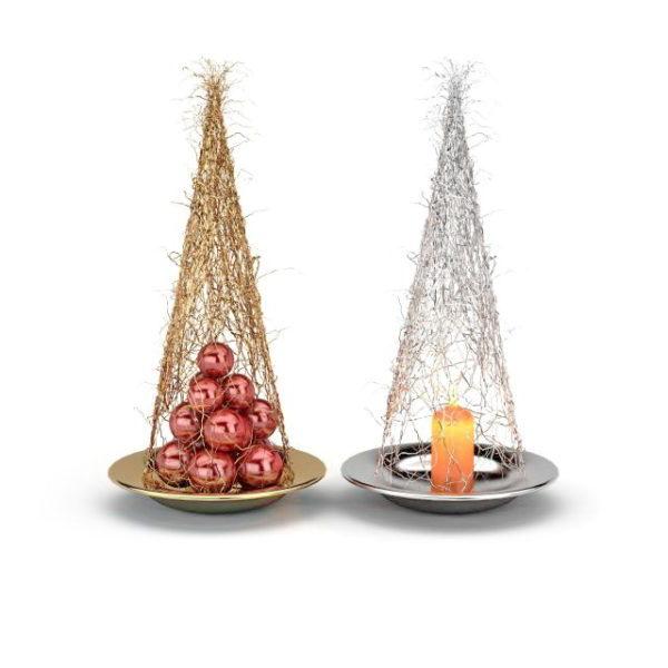 Christmas Ornament Set Ball Candle