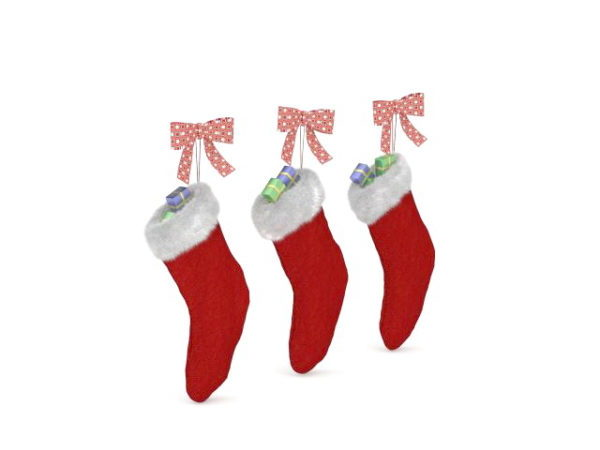 Christmas Hanging Stocking Craft