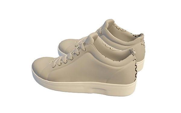 Muoti kaupungin lenkkarit kangas kengät