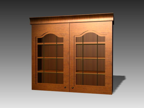 Classic Kitchen Wall Cabinet