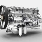産業用Egrディーゼルエンジン