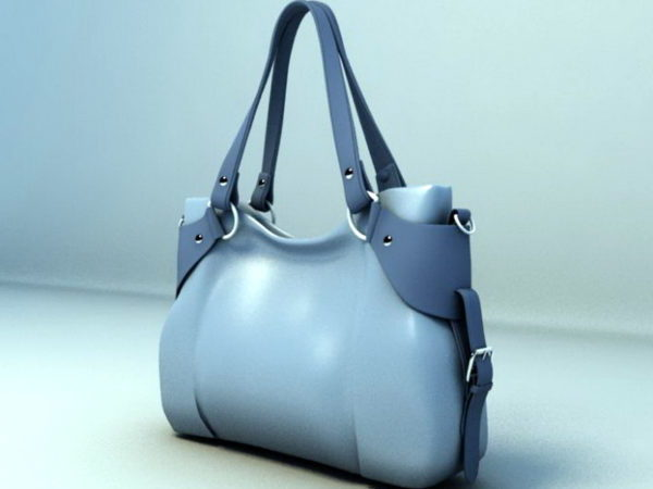 Modern Fashion Leather Handbag