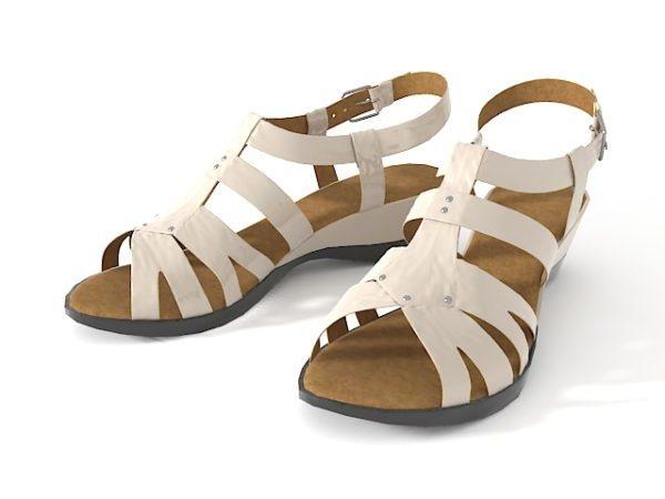 Naisten sandaalikengät