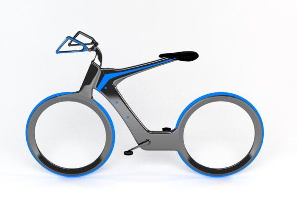 Bicicleta del futuro