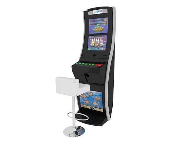 3d модели игровые автоматы бесплатное игровые автоматы алькатрас